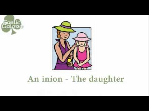 Learn Irish - Gaelic Galore Lesson 3 - Introduction to Tenses