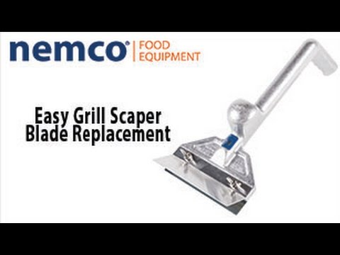 Easy Grill Scaper Blade Replacement
