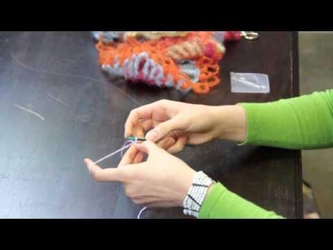 How to Crochet Different Motifs : Crochet Stitches & Techniques