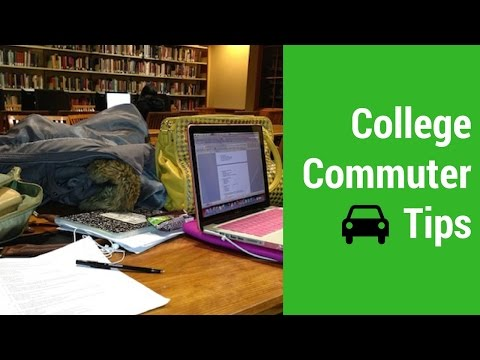 Back to School | College Commuter Tips