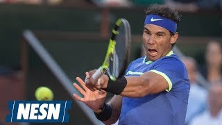 rafael nadal wins his 10th french open 15th grand slam