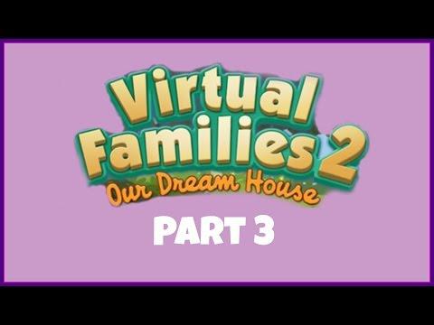 Let's Play Virtual Families 2 | Part 3 | Makin' Babies