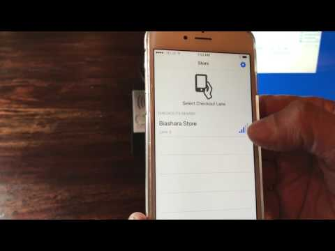 Green Receipt iPhone App