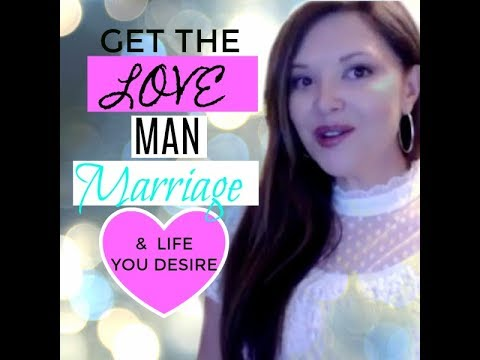 Manifest the Man, Marriage, Relationship and Life you Desire for 2018 | Achieve Your Goals!