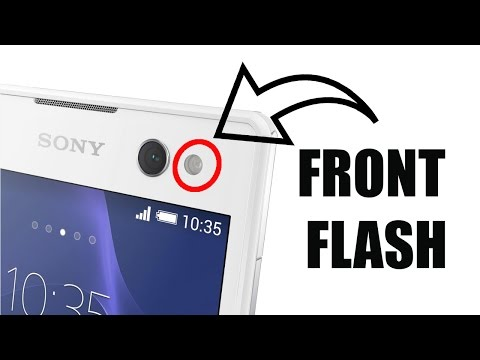 How To Add Flash To Your Front Camera (Android & iPhone)