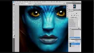 Avatar Yourself Using Photoshop Cs5