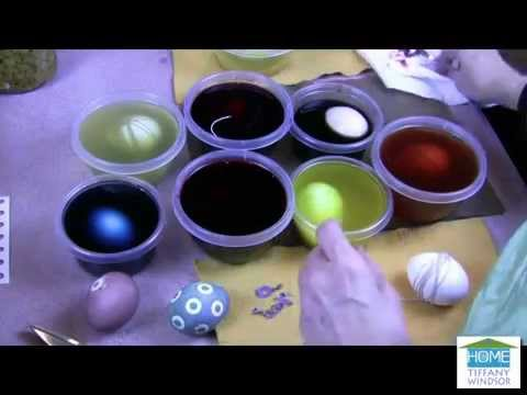 How to Create Natural Dyes for Easter Eggs by Tiffany Windsor