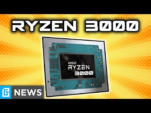 First Ryzen 3000 Series Announced, RTX 2060 Is HERE!
