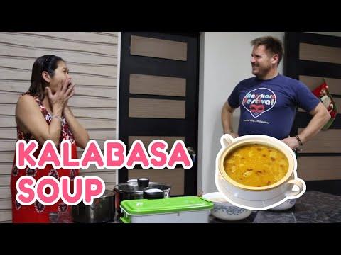 KALABASA-RAP SOUP!! - w/ POKWANG and LEE O'BRIAN - Ep 5 - POKLEE COOKING