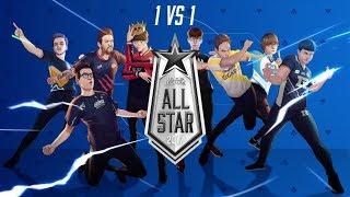 ALL STARS 2017 - DÍA 3 - 1 VS 1