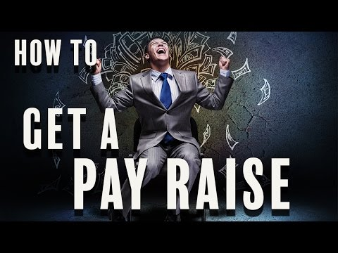 How to Get a Pay Raise