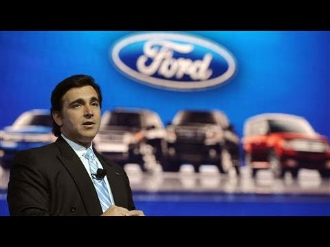 Mark Fields Will Replace Alan Mulally as Ford CEO