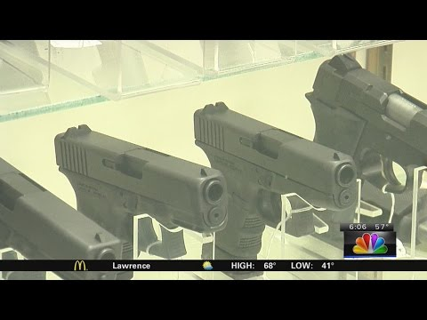 Kansas to allow concealed carrying of guns without permit