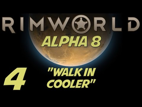Rimworld Alpha 8 Gameplay / Let's Play (S-1) -Part 4-