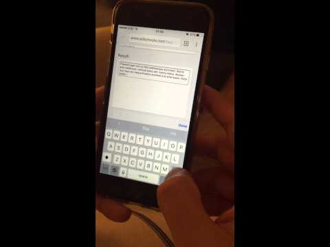 iOS 9 backspace bug in Google Chrome, Gmail, and Outlook