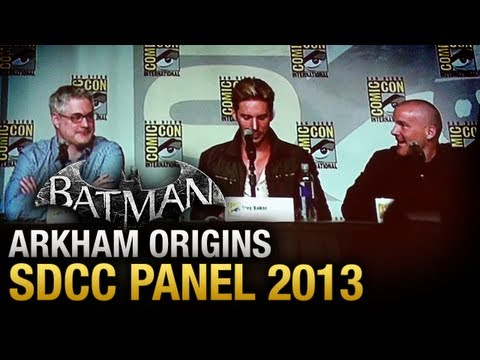 Batman: Arkham Origins - San Diego Comic-Con Panel 2013