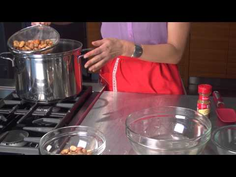 How to Cook Dried Fava Beans : Veggie Dishes