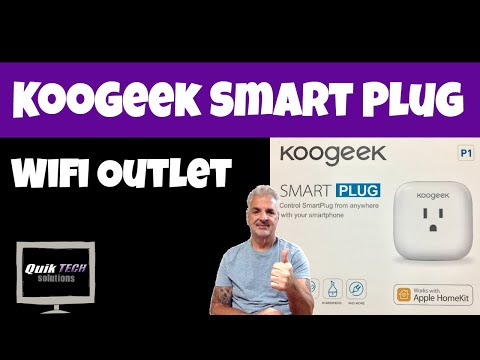 How To Setup KooGeek Smart Plug