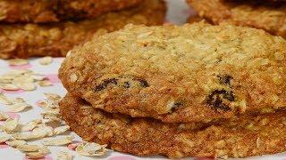 Download Oatmeal Raisin Cookies Recipe Demonstration - Joyofbaking.com