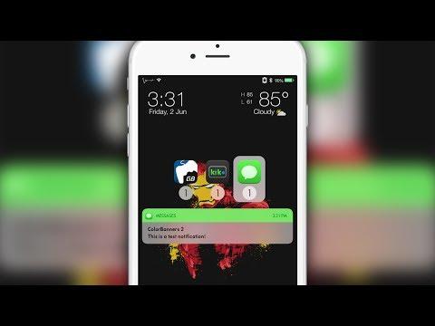 iOS 10 Tweaks: Priority Hub 2 Beta - Organize Your Notifications
