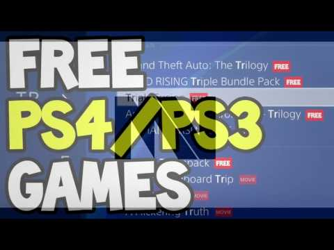 How To Get FREE PS4-PS3 GAMES! - FREE PSN GAMES TUTORIAL - NOVEMBER 2016 LATEST METHOD