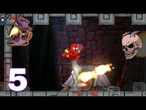 magic Rampage gameplay walkthrough Android EP-5