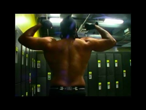 HOW TO BUILD BIGGER BACK & SHOULDERS AT HOME OR IN THE GYM