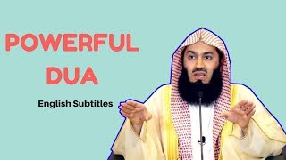 Powerful Dua For Desperate Situations - Mufti Ismail Menk