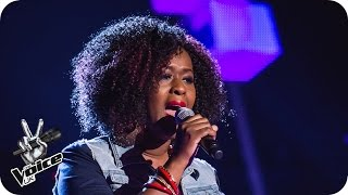 Lydia Lucy performs 'Trouble' - The Voice UK 2016: Blind
