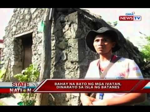 SONA: Bahay na bato ng mga Ivatan, dinarayo sa isla ng Batanes