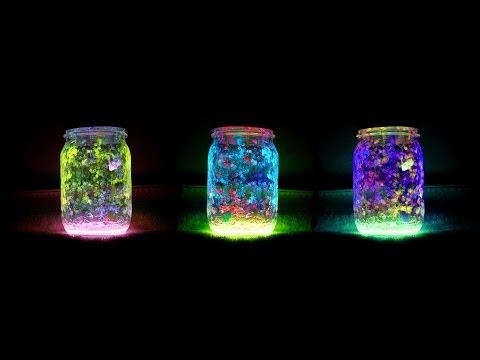 DIY Fairy Glow Jars