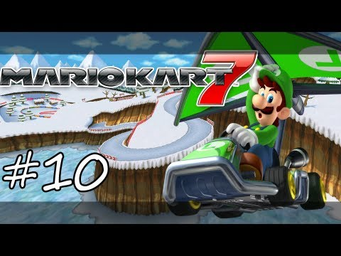 Mario Kart 7 Online/Wi-Fi Races - #10 w/ DXExiled, The777brown & UnownW