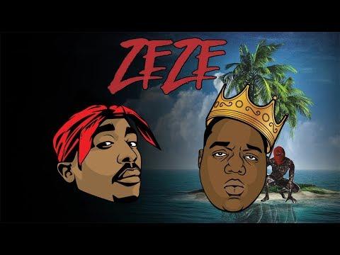 2Pac & Biggie - ZeZe (Remix) ft. Tyga