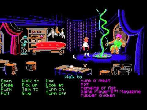 Secret of Monkey Island Demo Part 3-3