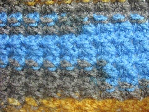 Trinity Stitch - Crochet Stitch Tutorial