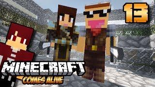 JONO GODAIN CEWEK !!! - Minecraft Comes Alive #13