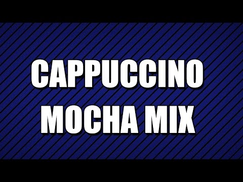 CAPPUCCINO MOCHA MIX - MY3 FOODS - EASY TO LEARN