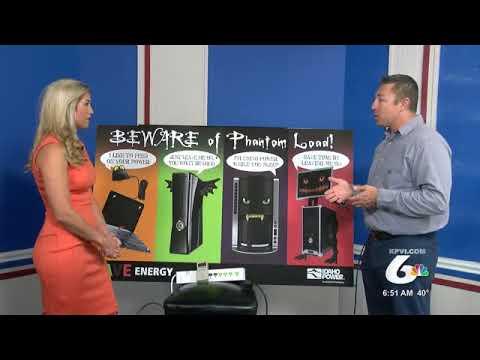 Idaho Power: Beware of Phantom Load