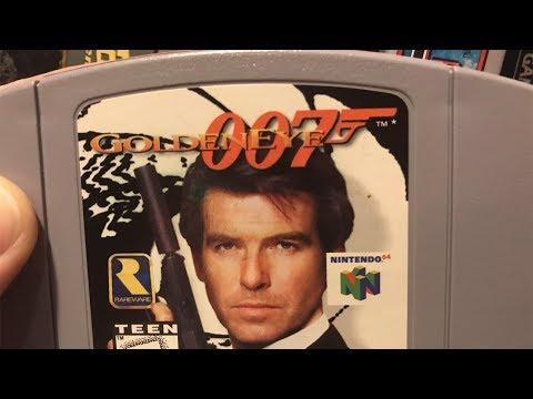 GoldenEye 007 (Nintendo 64) Review by Mike Matei
