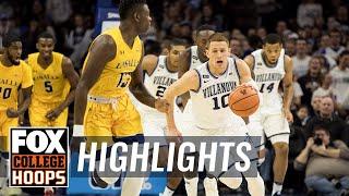 Villanova vs LaSalle | Highlights | FOX COLLEGE HOOPS