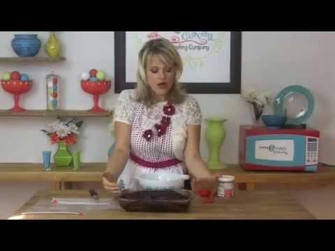 #2 Portioning Cake for Cake Pops