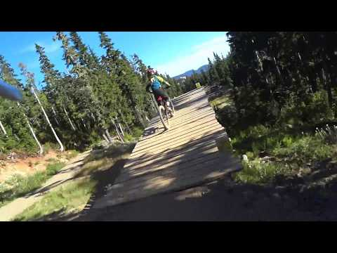 Back in Black - Mt Washington Bike Park