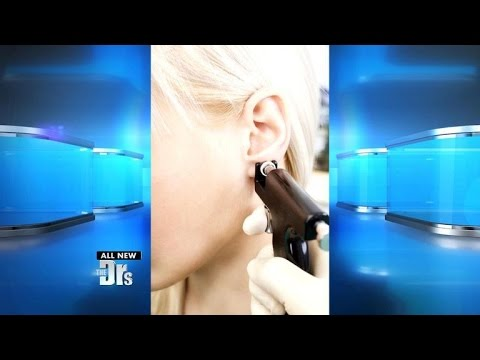 Drs. Rx: The Safest Place to Get Your Ears Pierced