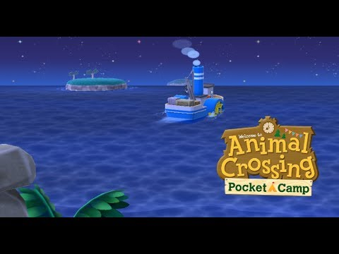Animal Crossing Pocket Camp: Gulliver's Cargo Ship!! (How It Works)