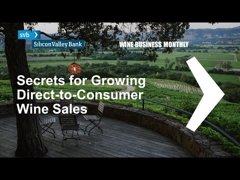 2017 Secrets to Growing Direct-to-Consumer Wine Sales - Videocast