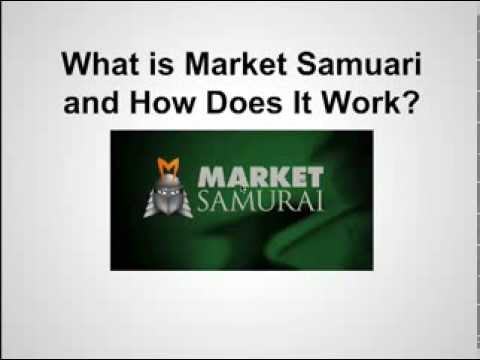 What is Market Samurai and How Does It Help You Rank In Google?