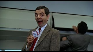 [HD] First Class Flight (Mr. Bean)