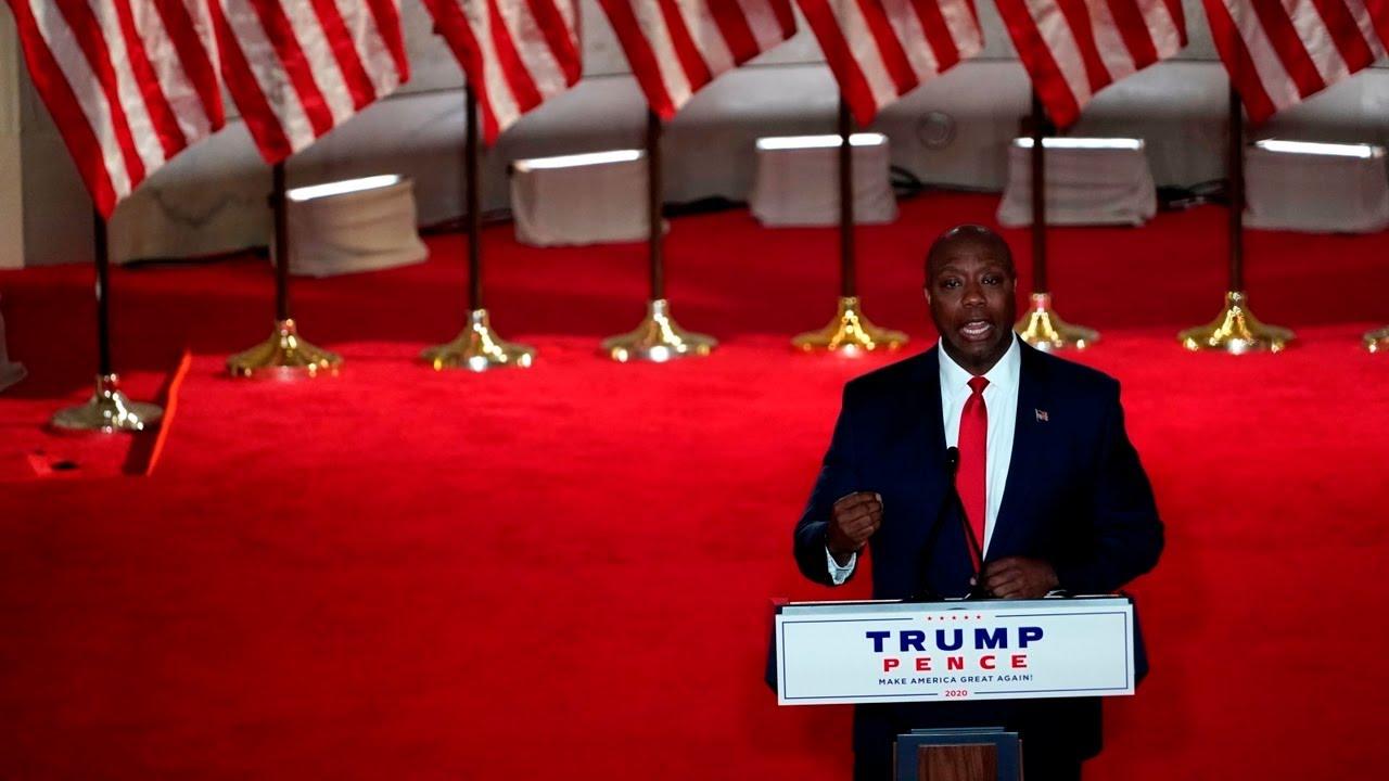 'Proud leftist racists' resort to 'racial slurs' to attack black Republican senator
