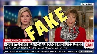 Cnn Caught Airing More Fake News Again