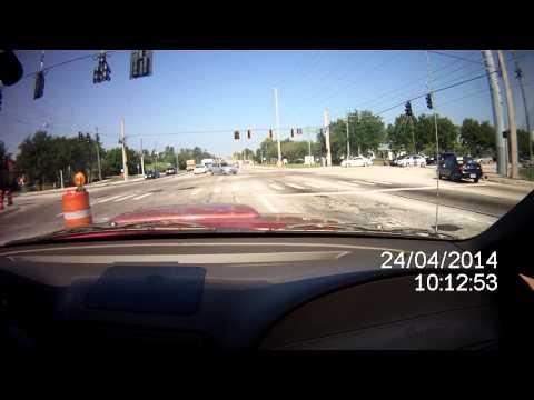 Left Turn Red Light Runners